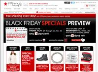 Macy's Black Friday 2011 Preview